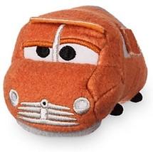 "Disney Store Cars 3 SMOKEY Tsum Tsum Plush Mini 3 ½"" - $9.80"