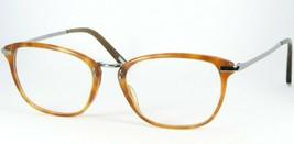 Calvin Klein CK7102 238 Blonde Havana Eyeglasses Frame 7102 52-18-140mm (Notes) - $79.19