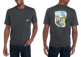 Tommy Bahama® Wheel Deal Tee coal Size 3XLB - $39.59