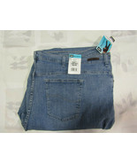 Lee Relaxed Fit Blue Sz 28W P Womens Jeans NOS New With Tags Petite 29 X 28 - $34.99