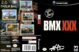 BMX XXX NINTENDO GAMECUBE FAST FREE SHIPPING - $17.81