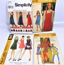 Five Jumper Dress Patterns - $6.66