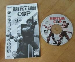 Virtua Cop (Sega Saturn, 1995) - $10.93