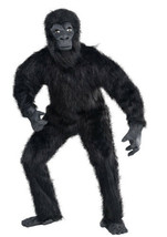 Deluxe Gorilla Guy Adult Standard Costume #818 Halloween Costume Monkey APE - $69.29