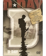 D-Day-Remembered-DVD-2004-2-Disc- - $4.99