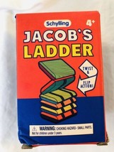Jacobs Ladder Toy by Schylling Special Needs Autism Toy New in Box  - $11.88