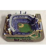 ORIGINAL Vintage 2003 Mini Replica PNC Park Pittsburgh Pirates SGA - $32.36