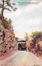 Gateway To Eagle's Nest Crystal Park Auto Trip Manitou Colorado 1910c po... - $6.44