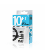 0ft 3 in 1 Cable (Single) - $33.58