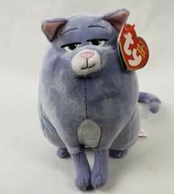 "TY Secret Life of Pets Chloe 7"" Plush Stuffed Animal Cat Beanie Baby - $10.94"