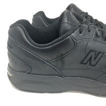 Sneakers Black Sz Shoes Mens Leather 14 M New D Balance MW574BK Walking wxA78qXYq