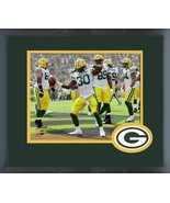 Jamaal Williams 2018 Green Bay Packers -11x14 Team Logo Matted/Framed Photo - $42.95
