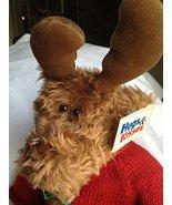 Gund Hugs & Kisses Christmas Moose-my name is Ginger Moose - $39.99
