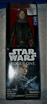 New Rouge One Sergeant Jyn Erso (Jedha) Star wars Action Figure Disney H... - $13.37