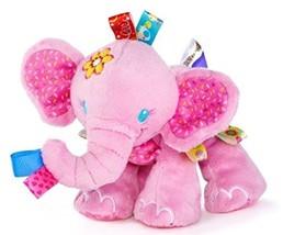 Taggies Tag 'N Play Pals Pink Elephant - $20.50