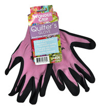 Wonder Grip Quilters Gloves Assorted Colors Large - $9.85