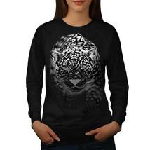 Cougar Puma Killer Jumper Cat Hunting Women Sweatshirt - $18.99