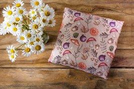Linen Pillow Cover Handmade Linen Cushion Organic Throw Pillow Set - $20.69+