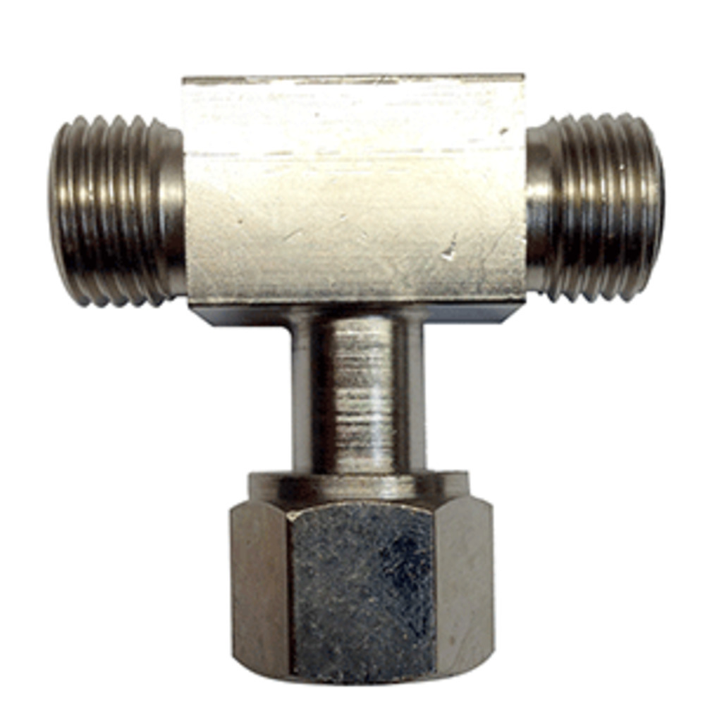 Primary image for Uflex Powertech Bulkhead T-Fitting