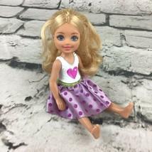 Dreamtopia Sweetville Kingdom Chelsea Doll Barbie Little Sister Mattel 2... - $9.89