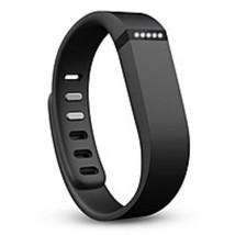 Fitbit Flex FB401BK Wireless Activity Sleep Wristband - Black - $82.75