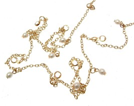 Necklaces For Women Long Length Necklaces Faux Pearl Necklaces Beaded Necklaces - $9.17