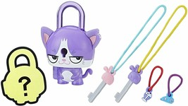 Lock Stars Basic Assortment Purple Cat–Series 1 (Product may vary) - $17.93