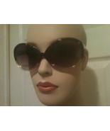 Adrienne VIttadini Tortoise Sunglasses Large Frame Vintage  - $29.00