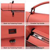 Laptop Briefcase for Women 15.6 Inch Business Computer Bag Satchel Bag Laptop Me image 4