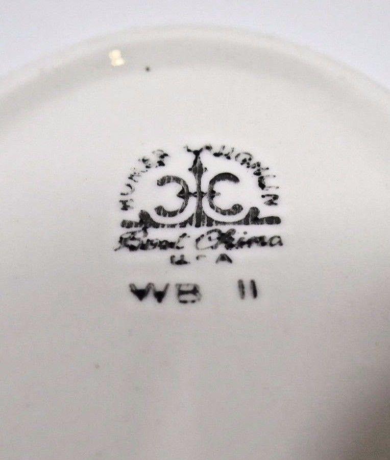 Vtg Homer Laughlin White Oval Serving Bowl Restaurant Ware Best China