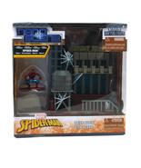 SpiderMan City Scene Playset  - $15.99