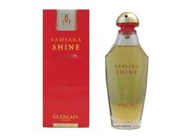 Samsara Shine 2.5 oz EDT Spray for Women New In Box by Guerlain No Cello... - $39.95