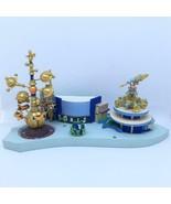My Disneyland Tomorrowland Buzz Lightyear Astro Blaster Diorama Figure M... - $64.35