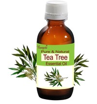 Tea Tree Oil-Pure Natural Essential Oil-100ml Melaleuca alternifolia by ... - $43.32