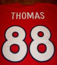 Denver Broncos Nfl Football #88 Demaryious Thomas T-Shirt 2XL Xxl New w/ Tag - $19.80