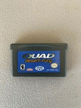 Quad Desert Fury (Nintendo Game Boy Advance, 2003) - $5.10