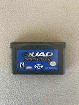 Quad Desert Fury (Nintendo Game Boy Advance, 2003) - $5.10
