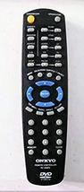 Onkyo RC-458DV DVD Remote Control for DV-S353 DV-SP301 DV-SP301S - $14.99