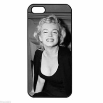 MARILYN MONROE SWEET AND SMILING Apple Iphone Case 4 5 C 6 Plus 7 SE 8 X... - $14.95