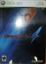 Devil May Cry 4 -- Collector's Edition (Microsoft Xbox 360, 2008) - $11.81