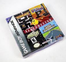 New & Sealed - Namco Museum (Nintendo Game Boy Advance, 2001) - $22.52