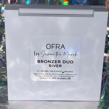 NWOB Samantha March X OFRA River Bronze Duo ...  image 3