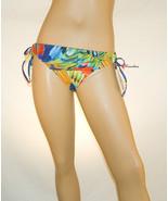 ABS by Allen Schwartz Women's Swimsuit Bikini Bottom Size 10 Tropic Side... - $4.99