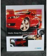 2007 Mazda Vehicles Brochures - $2.00