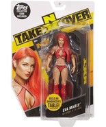 """☆ NEW 2017 MATTEL WWE NXT TAKE OVER EVA MARIE 6"""" ACTION FIGURE BUILD A T... - $27.00"""