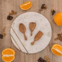 Hand Carved Organic Kitchen Utensil - Romy - $13.00+