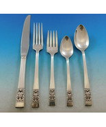 Coronation by Community Silverplate Vintage Flatware Set for 12 Service ... - $795.00