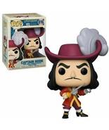 Disneyland Captain Hook From Peter Pan Ride POP Figure Toy #816 FUNKO NE... - $8.79