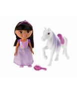 Fisher-Price Dora the Explore Magical Adventure Dora & Horse NIB - $22.69