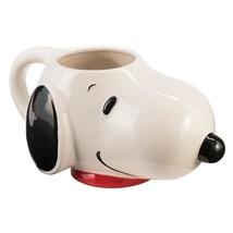 Peanuts Snoopy Sculpted Ceramic Mug Vandor 54722 Figurine Cup - $22.95